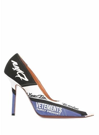 Vetements Ayakkabı Lacivert